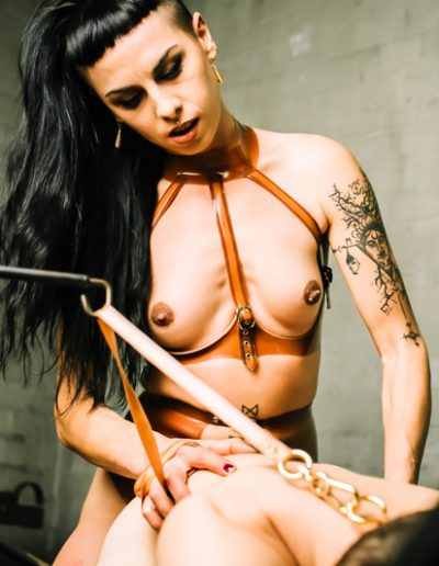 Mistress will play with you