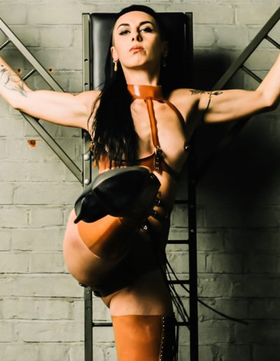 Mistress Kali Domina of London