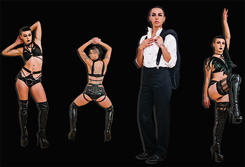 London Mistress Kali is an erotic energy healing dominatrix